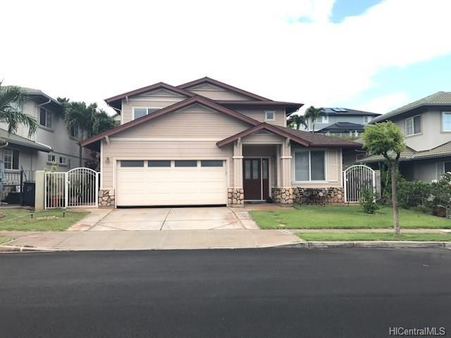 91-1404 Wahane Street, Kapolei, HI 96707 (MLS #201721952) :: Keller Williams Honolulu