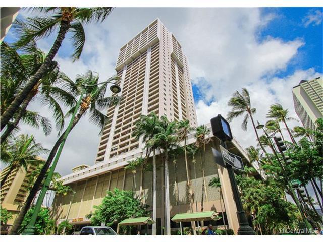 2240 Kuhio Avenue #1311, Honolulu, HI 96815 (MLS #201721957) :: The Ihara Team