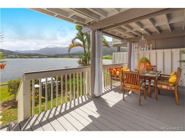 523 Keolu Drive B, Kailua, HI 96734 (MLS #201721971) :: The Ihara Team