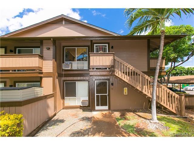 91-1019 Puamaeole Street 1T, Ewa Beach, HI 96706 (MLS #201721977) :: PEMCO Realty
