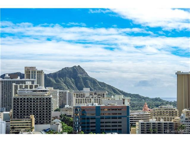 1920 Ala Moana Boulevard #2011, Honolulu, HI 96815 (MLS #201721978) :: Elite Pacific Properties