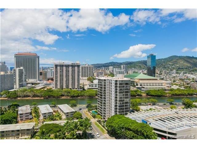 411 Hobron Lane #2014, Honolulu, HI 96815 (MLS #201721981) :: Keller Williams Honolulu