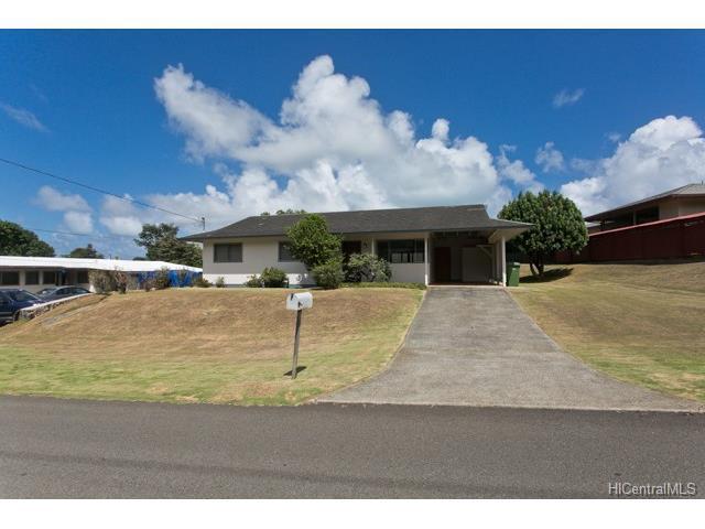 575 Uluoa Street, Kailua, HI 96734 (MLS #201721992) :: The Ihara Team