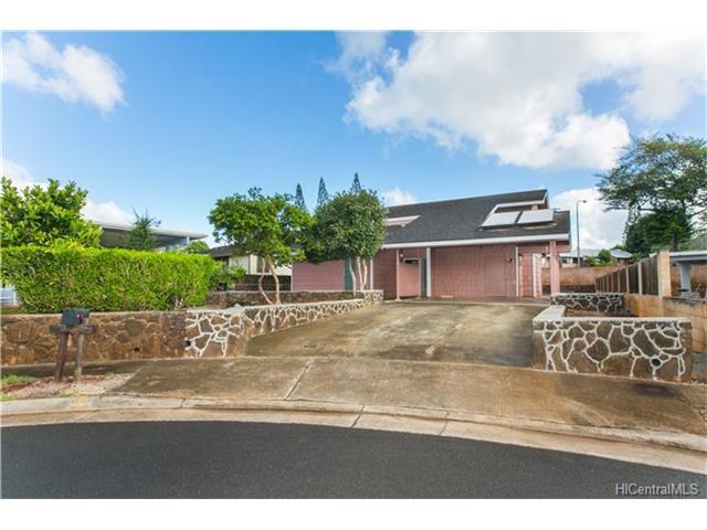 94-072 Kaweloalii Place, Mililani, HI 96789 (MLS #201722053) :: Elite Pacific Properties
