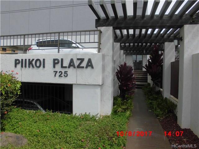 725 Piikoi Street #301, Honolulu, HI 96814 (MLS #201722058) :: Elite Pacific Properties