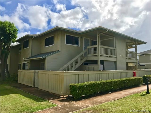 91-1040 Kaiau Avenue 12F, Kapolei, HI 96707 (MLS #201722062) :: Elite Pacific Properties