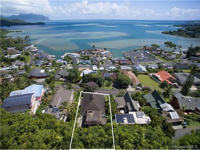 46-184 Lilipuna Road, Kaneohe, HI 96744 (MLS #201722329) :: Elite Pacific Properties