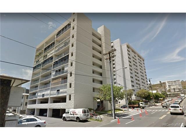 827 Kinau Street D206, Honolulu, HI 96813 (MLS #201722339) :: The Ihara Team