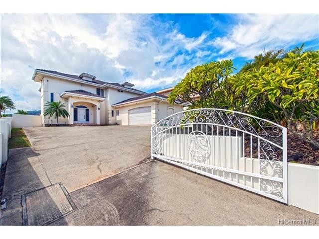 1258 Kamehame Drive, Honolulu, HI 96825 (MLS #201722380) :: The Ihara Team