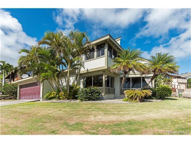 1066 Kaoopulu Place, Honolulu, HI 96825 (MLS #201722885) :: Elite Pacific Properties