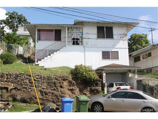 2128 Makanani Drive, Honolulu, HI 96817 (MLS #201723047) :: The Ihara Team