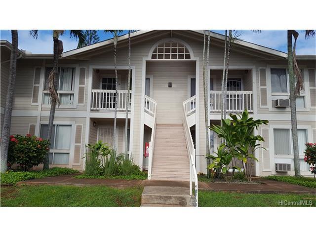 94-620 Lumiaina Street L202, Waipahu, HI 96797 (MLS #201723126) :: Team Lally