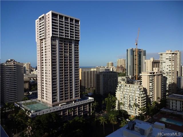 445 Seaside Avenue #2106, Honolulu, HI 96815 (MLS #201723289) :: Keller Williams Honolulu