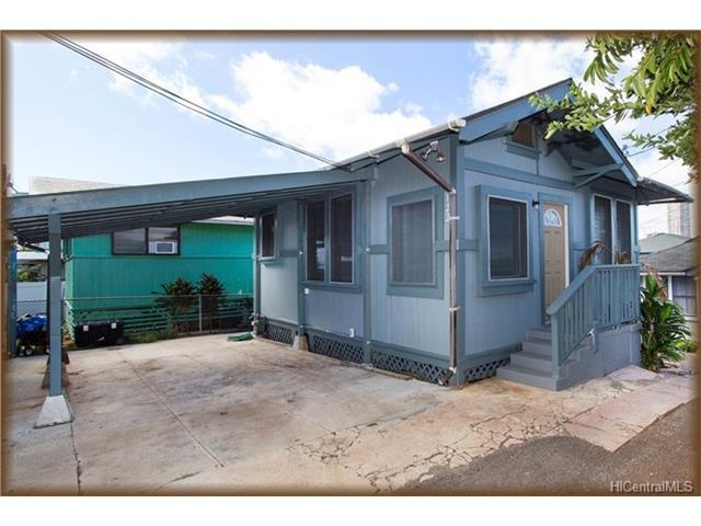 1122 2nd Avenue B, Honolulu, HI 96816 (MLS #201723343) :: The Ihara Team