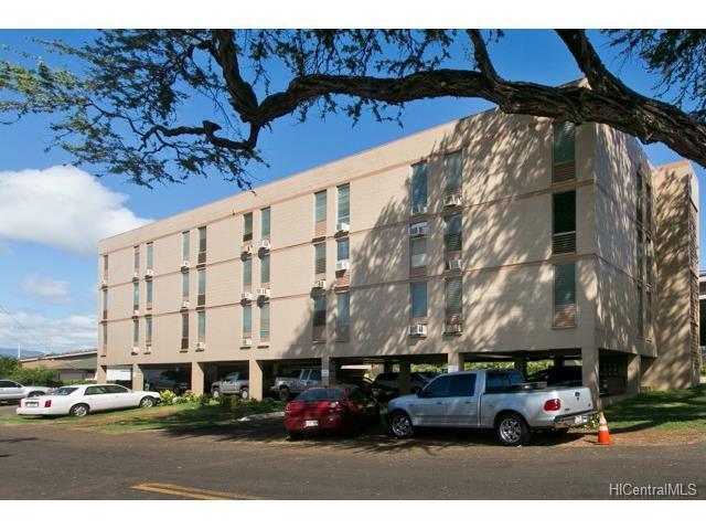 834 Lehua Avenue #306, Pearl City, HI 96782 (MLS #201723637) :: Keller Williams Honolulu