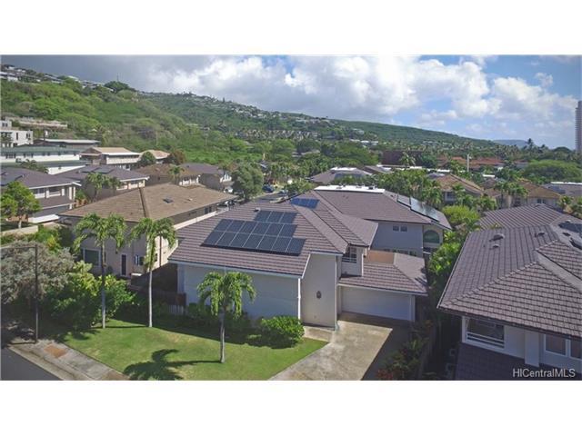 4067 Keanu Street, Honolulu, HI 96816 (MLS #201723680) :: The Ihara Team