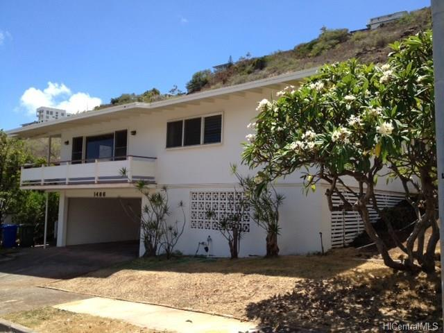 1486 Ahuawa Loop, Honolulu, HI 96816 (MLS #201723699) :: The Ihara Team