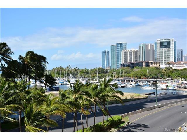 1690 Ala Moana Boulevard #505, Honolulu, HI 96815 (MLS #201723782) :: Keller Williams Honolulu