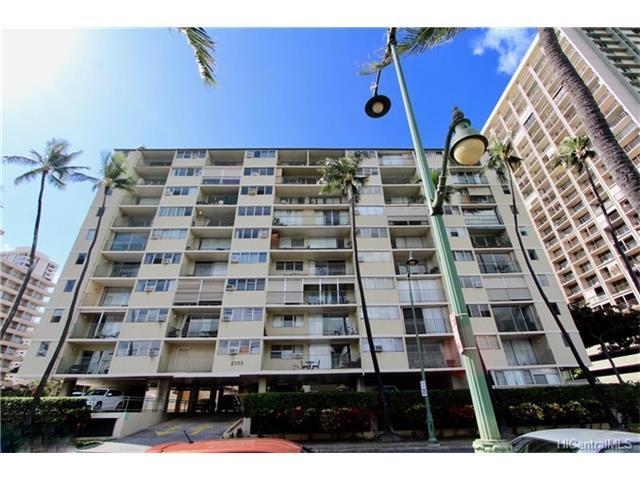 2355 Ala Wai Boulevard #303, Honolulu, HI 96815 (MLS #201723785) :: Keller Williams Honolulu