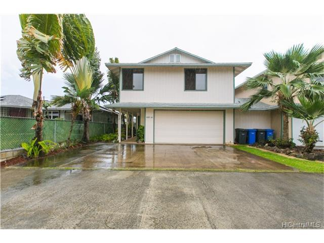 410 A1 Manono Street, Kailua, HI 96734 (MLS #201723859) :: The Ihara Team