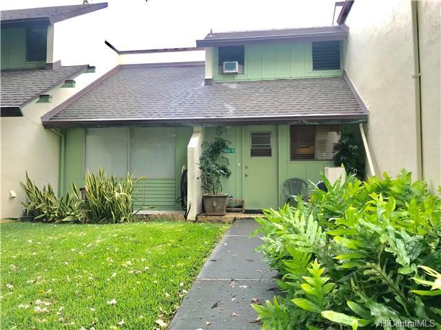 553 Pepeekeo Street 5 (553-5), Honolulu, HI 96825 (MLS #201723885) :: Keller Williams Honolulu