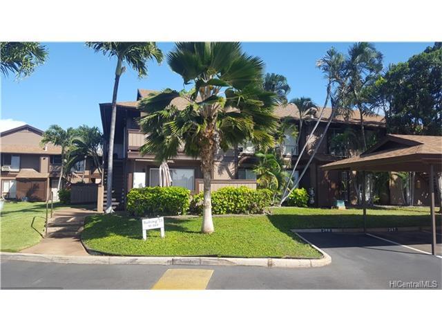 91-1169 Puamaeole Street 23T, Ewa Beach, HI 96706 (MLS #201723935) :: Keller Williams Honolulu