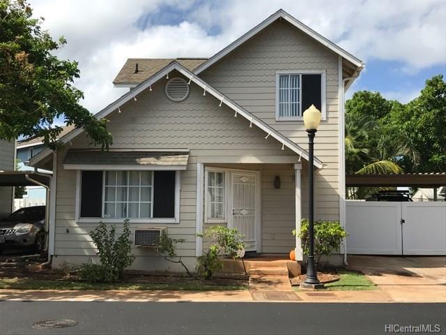 91-1044 Leleoi Street #29, Ewa Beach, HI 96706 (MLS #201723941) :: Keller Williams Honolulu
