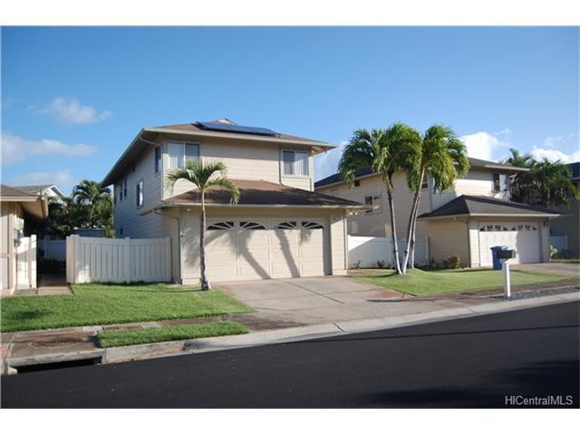 91-533 Maohaka Place, Ewa Beach, HI 96706 (MLS #201723974) :: Keller Williams Honolulu