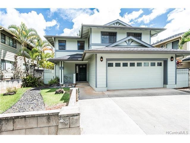 95-1067 Pikokea Street #14, Mililani, HI 96789 (MLS #201723990) :: Keller Williams Honolulu