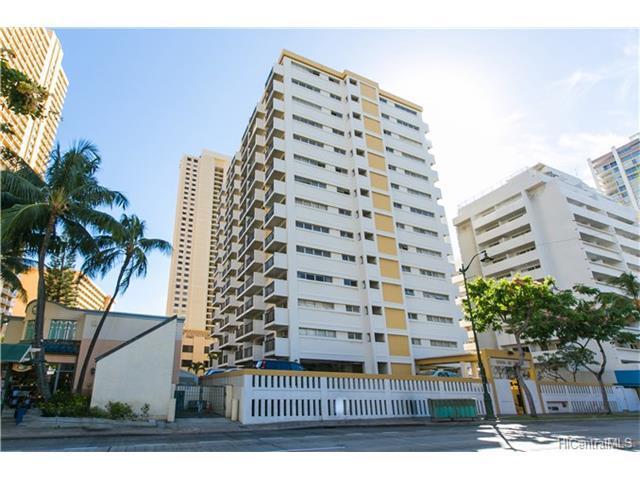 2465 Kuhio Avenue #1604, Honolulu, HI 96815 (MLS #201724081) :: Keller Williams Honolulu