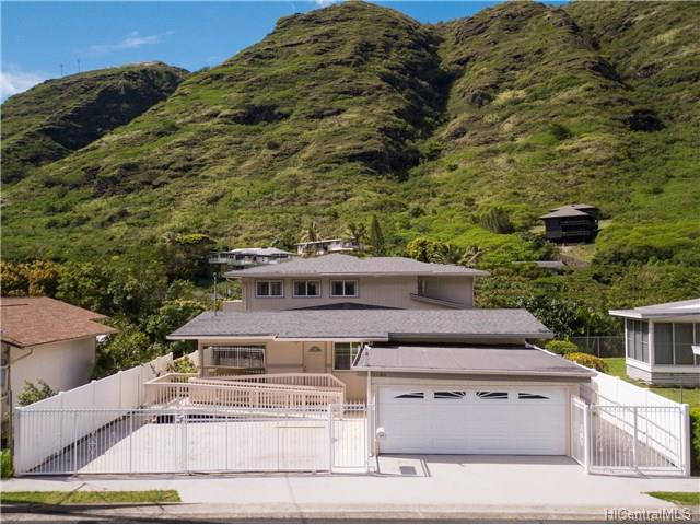 1164 Hind Iuka Drive, Honolulu, HI 96821 (MLS #201724103) :: The Ihara Team