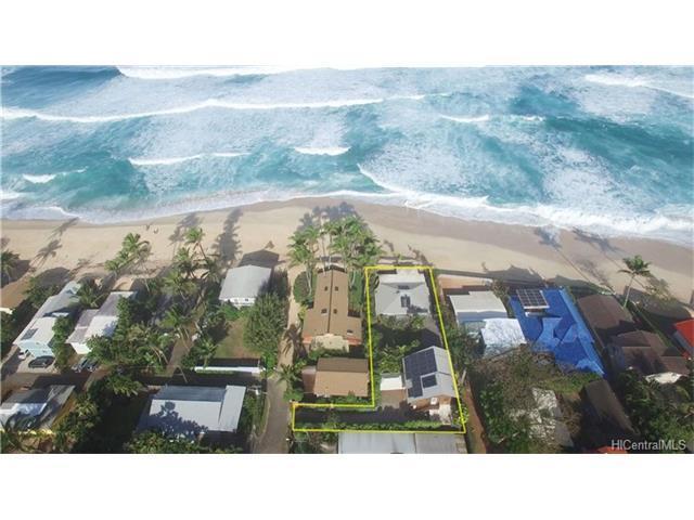 59-175B Ke Nui Road, Haleiwa, HI 96712 (MLS #201724155) :: Elite Pacific Properties