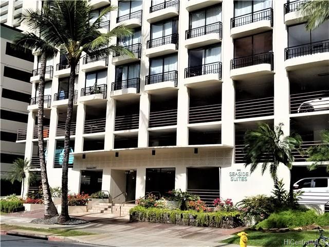 440 Seaside Avenue #404, Honolulu, HI 96815 (MLS #201724180) :: The Ihara Team