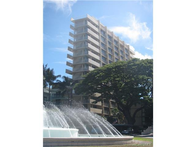 2947 Kalakaua Avenue #103, Honolulu, HI 96815 (MLS #201724240) :: Elite Pacific Properties