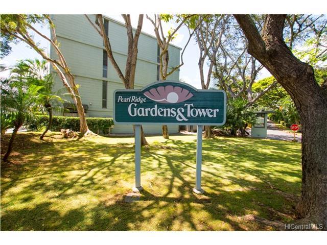 98-1038 Moanalua Road 7-1406, Aiea, HI 96701 (MLS #201724301) :: Team Lally