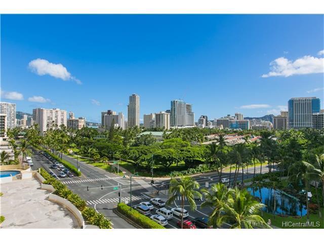 1850 Ala Moana Boulevard #422, Honolulu, HI 96815 (MLS #201724325) :: Team Lally
