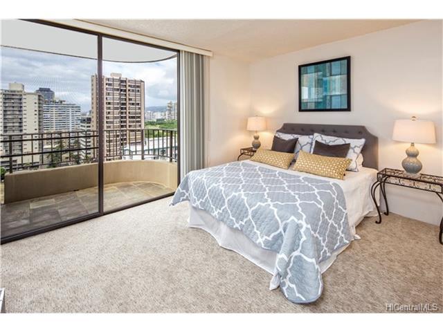 311 Ohua Avenue 1401A, Honolulu, HI 96815 (MLS #201724531) :: Team Lally