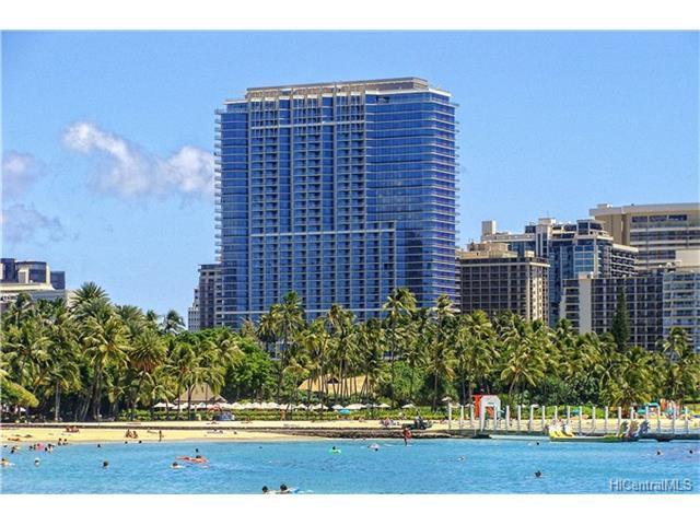 223 Saratoga Road #1501, Honolulu, HI 96815 (MLS #201724554) :: Team Lally