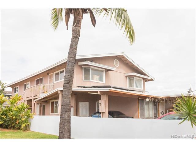 91-1176 Kauiki Street, Ewa Beach, HI 96706 (MLS #201724572) :: Team Lally