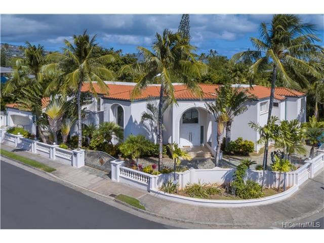 4637 Farmers Road, Honolulu, HI 96816 (MLS #201724574) :: Team Lally