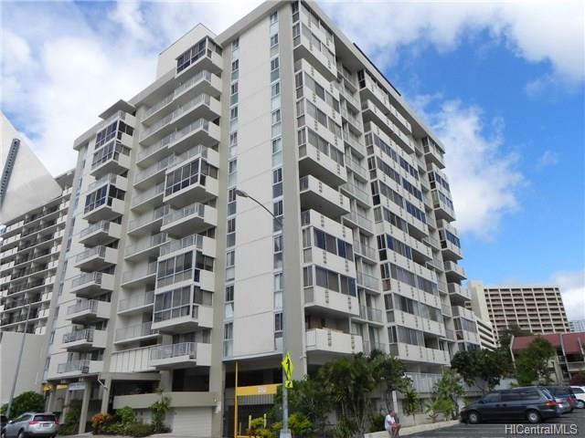 1624 Kanunu Street #801, Honolulu, HI 96814 (MLS #201724595) :: Team Lally