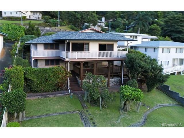 3092 Kaohinani Drive, Honolulu, HI 96817 (MLS #201724691) :: The Ihara Team