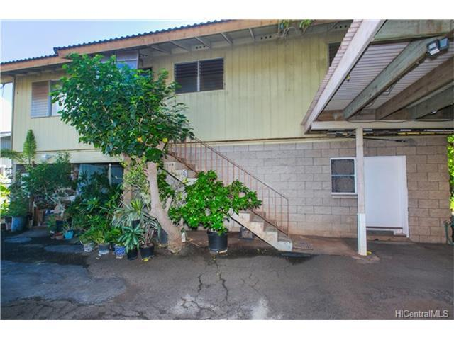 1117A 15th Avenue, Honolulu, HI 96816 (MLS #201724894) :: The Ihara Team