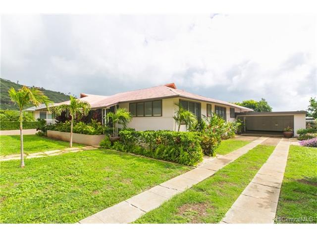 5430 Oio Drive, Honolulu, HI 96821 (MLS #201725111) :: The Ihara Team