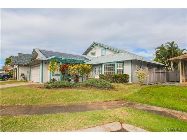 91-230 Ihee Place, Kapolei, HI 96707 (MLS #201725244) :: Elite Pacific Properties