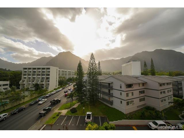 46-255 Kahuhipa Street A600, Kaneohe, HI 96744 (MLS #201725254) :: Keller Williams Honolulu