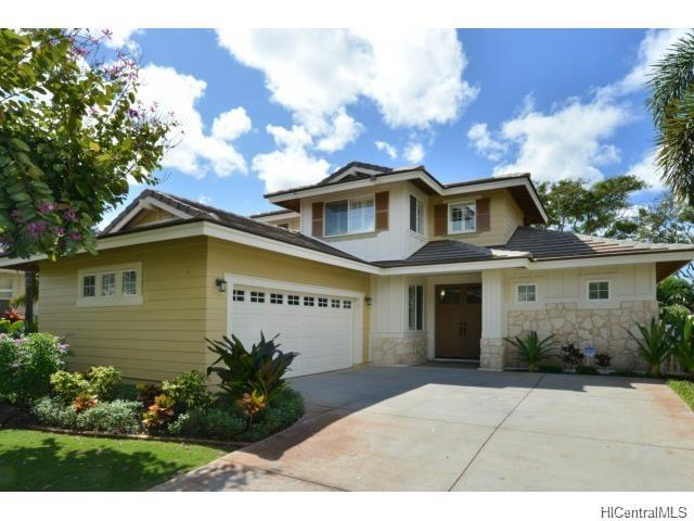 92-1019B Koio Drive S-17, Kapolei, HI 96707 (MLS #201725281) :: Elite Pacific Properties
