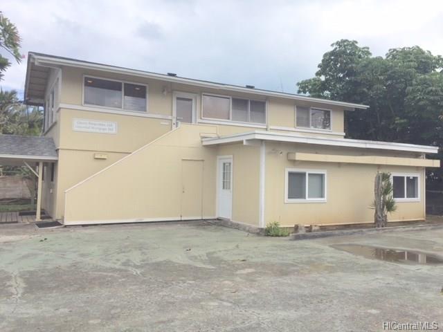 1005 Keolu Drive A, Kailua, HI 96734 (MLS #201725336) :: Elite Pacific Properties