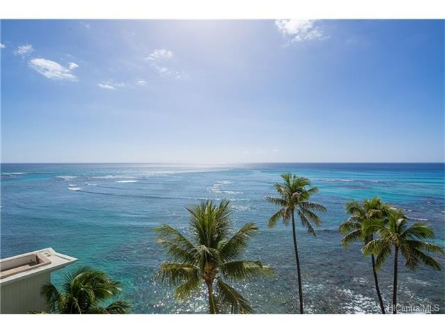 2943 Kalakaua Avenue #907, Honolulu, HI 96815 (MLS #201725512) :: Elite Pacific Properties