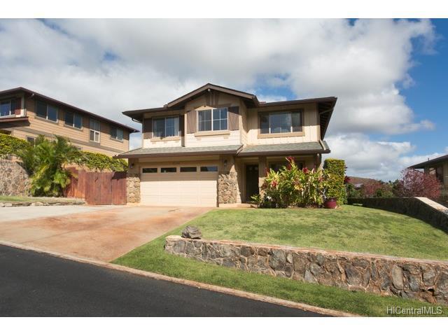 92-1419 Makakilo Drive, Kapolei, HI 96707 (MLS #201725593) :: Elite Pacific Properties
